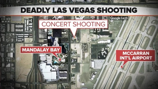 171002 las vegas shoting map sat image bbac80afcfcd8c108098bc26c8c3af40.nbcnews ux 600 480 - 50 People Dead, More Than 400 Hurt in Las Vegas Mass Shooting