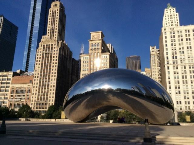 Chicago: Millennium Park, The Bean