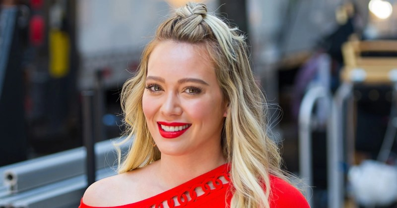 Hilary Duff shares intimate post-birth video of her daughter