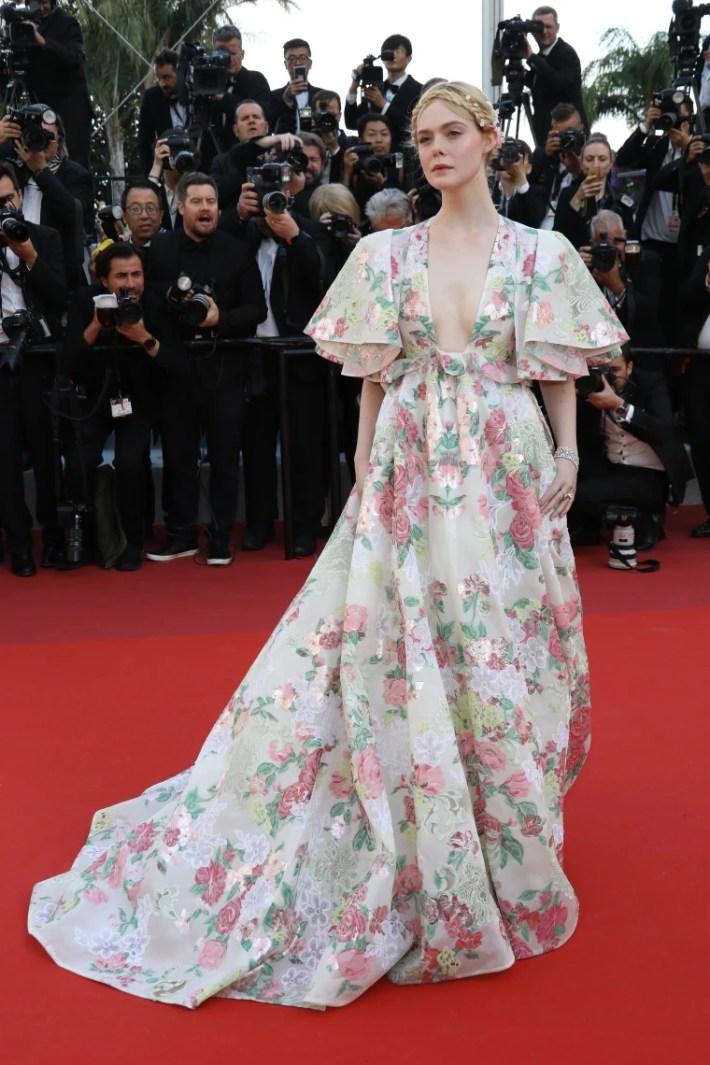 Elle Fanning Cannes Film Festival, Cannes Film Festival 2019 red carpet