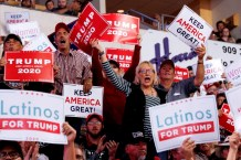 Latino Support for President Trump Expected to Grow as Some See Democrats as the 'Party of Infanticide'