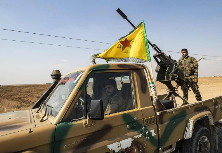 Image: Syrian Democratic Forces