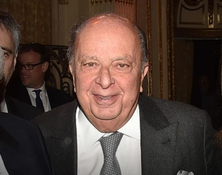 Stanley Chera, NYC Real Estate Mogul and Friend of Trump, Dies of Coronavirus Complications