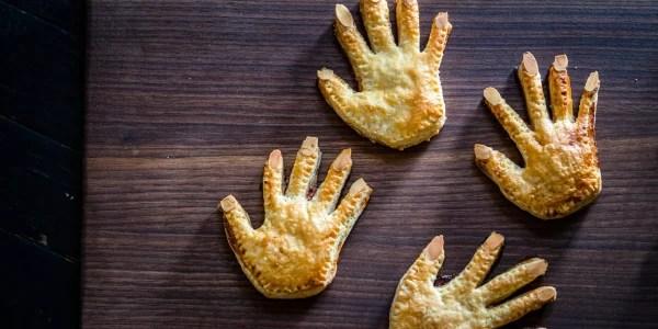 Halloween Hand Pies