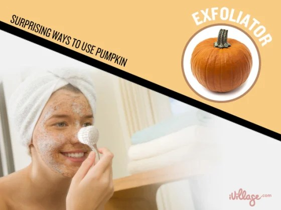 Surprising Beauty Uses for Pumpkin