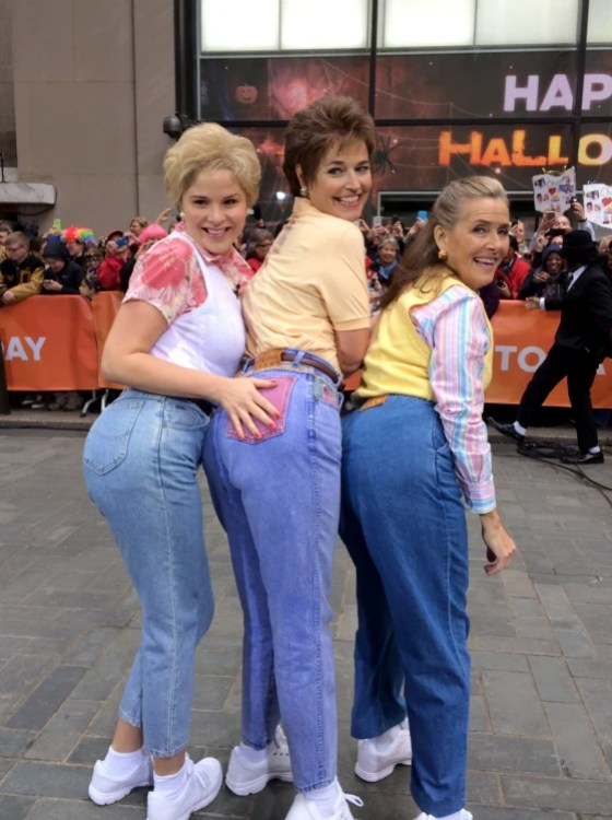 group halloween costume of the day today show transforms into