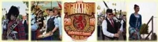 Scottish Highland Gathering and Games