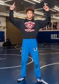 Gilroy Wrestling, Daniel Cormier, Chase Saldate