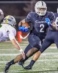 Capital Christian football, Casey Taylor, D'Marcus Ross