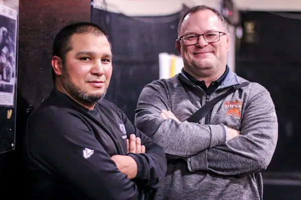 Vacaville Wrestling, Armando Orozco, Clint Birch