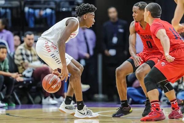 2019 All-NorCal Boys Basketball, David Ahazie