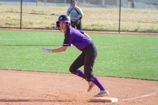 College Park softball, Megan Downing