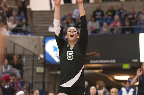 Taylor Nelson, Granite Bay, Volleyball