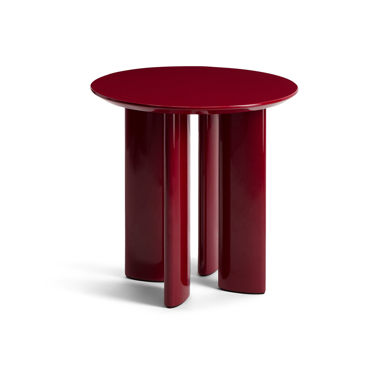 table d appoint carlotta rouge