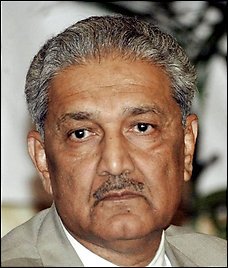The ring led by Abdul Qadeer Khan had advanced weapons designs and electronic distribution.