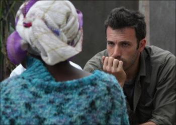 Actor Ben Affleck has become an expert on war-torn Congo.