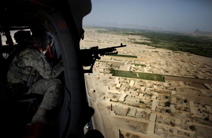 U S Military Base Kandahar