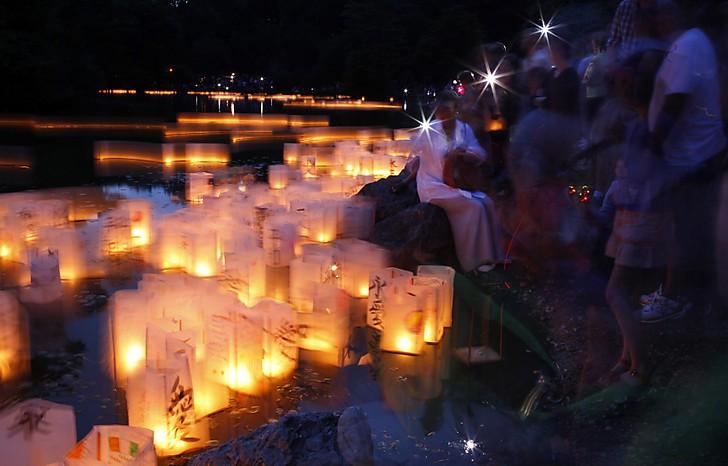Brookfield Zoo Lights Festival