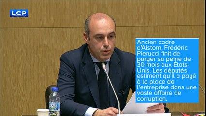 Frederic Pierucci A Propos D Alstom Macron A Dit Qu Il Ne Pouvait Pas Intervenir Maintenant Il Va Devoir Faire Le Pompier
