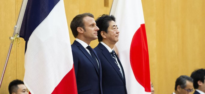 Affaire Carlos Ghosn : Macron prend ses distances