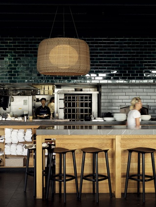 St Heliers Bay Cafe Amp Bistro Architecture Now