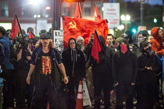 Antifa At Large in Portland   City Journal