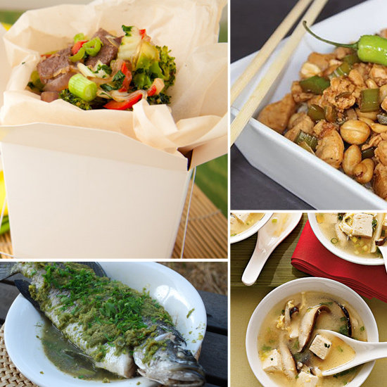 Healthy Low-Calorie Chinese Food Recipes