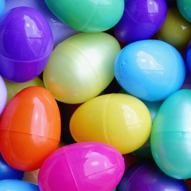 12 Ways to Upcycle Your Easter Eggs