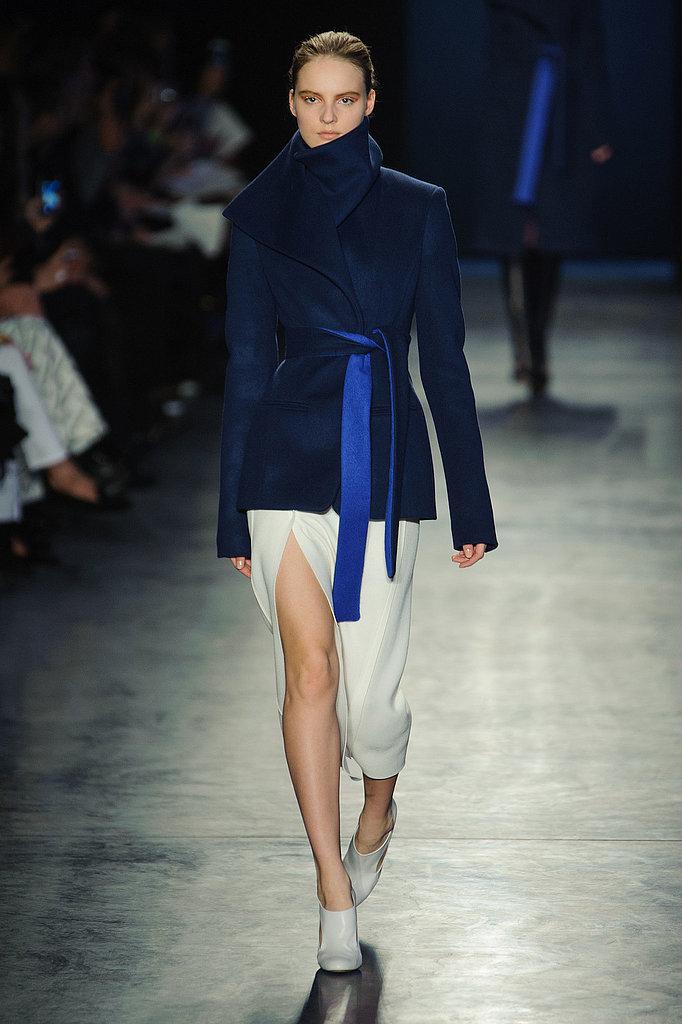 Modetrend für den Herbst 2014: hohe Schlitze