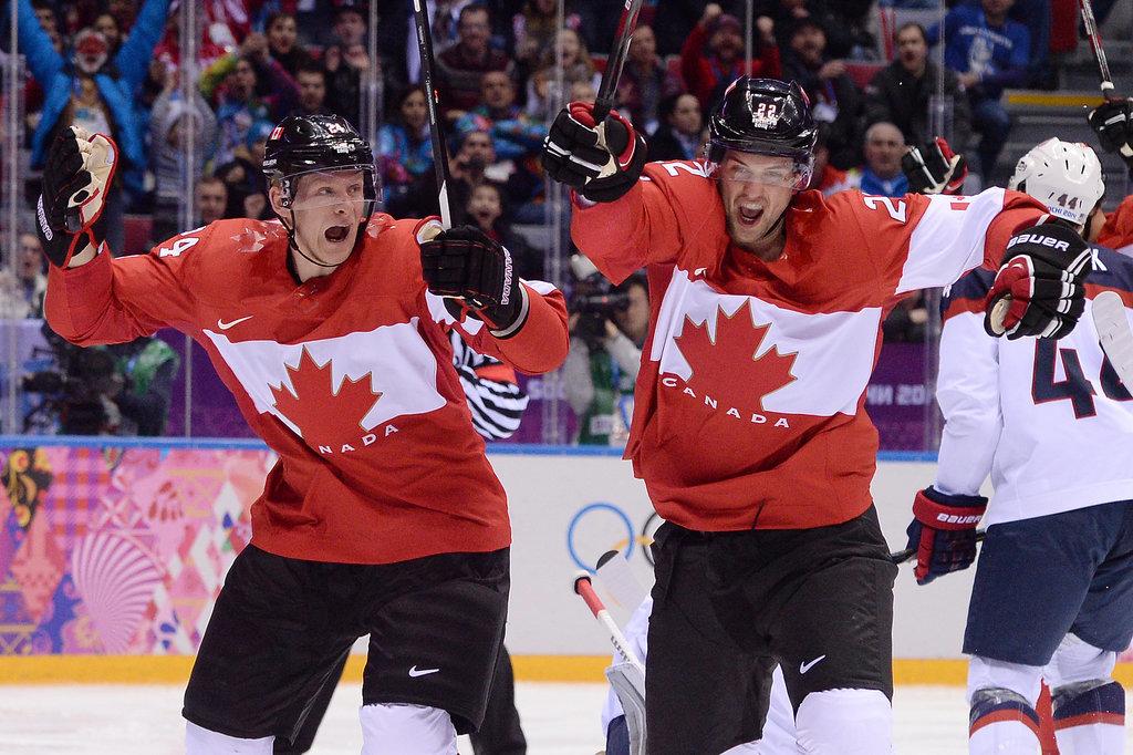Touching Moments at Sochi 2014