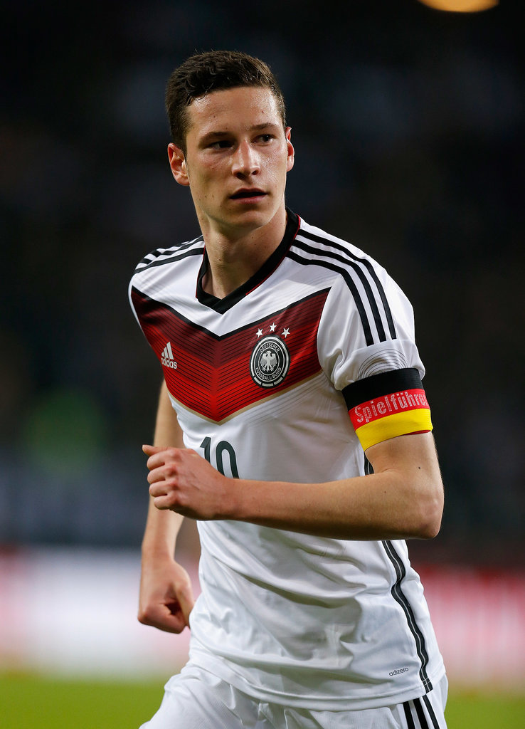 Germany: Julian Draxler