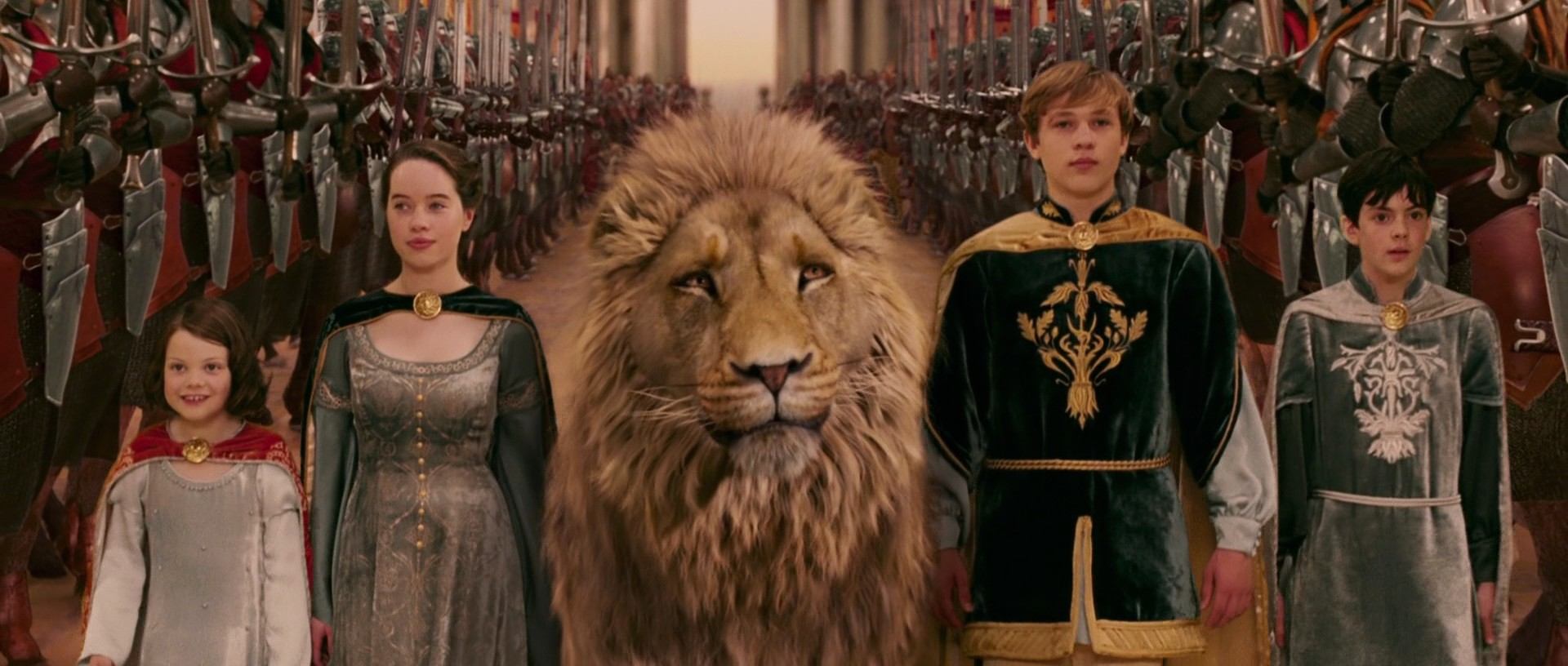 12 DAYS OF CHRISTMAS REVIEW: THE CHRONICLES OF NARNIA: THE LION ...