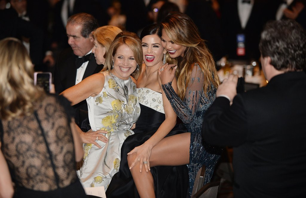 Celebrities At The White House Correspondents Dinner 2015