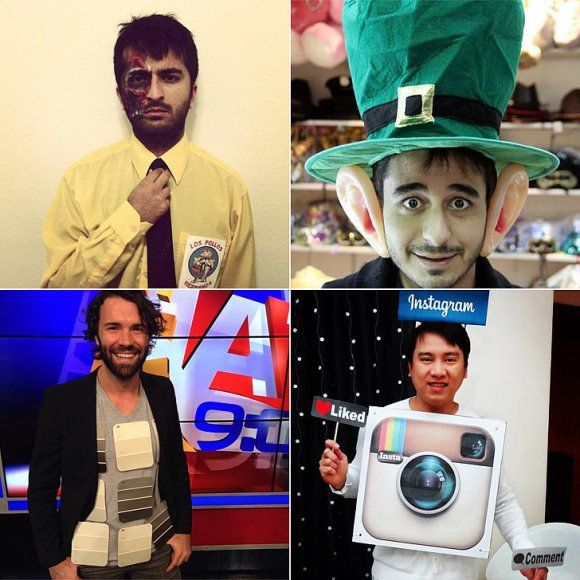 67 Wildly Creative DIY Costumes For Men