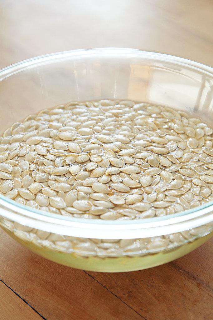 Soak the Seeds