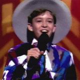 Ritorno di fiamma a quando un giovane Justin Timberlake si è impegnato il cowboy sulla ricerca della stella