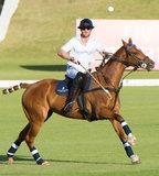 Polo Match Looks di principe Harry diritto da una rivista