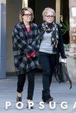 Sara legato Paulson e lOlanda Taylor prendono insieme un film in LA