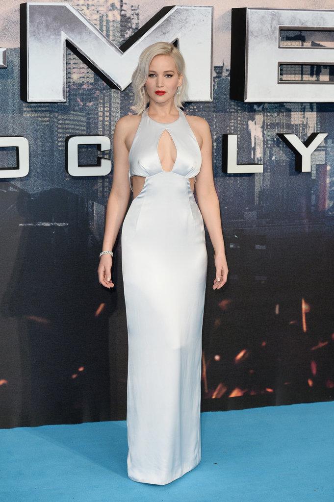 Jennifer Lawrence X Men Apocalypse Red Carpet Style