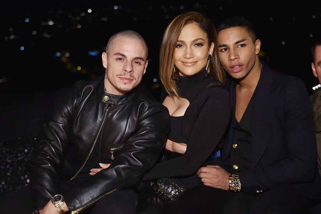 Image result for jennifer lopez casper smart  2016
