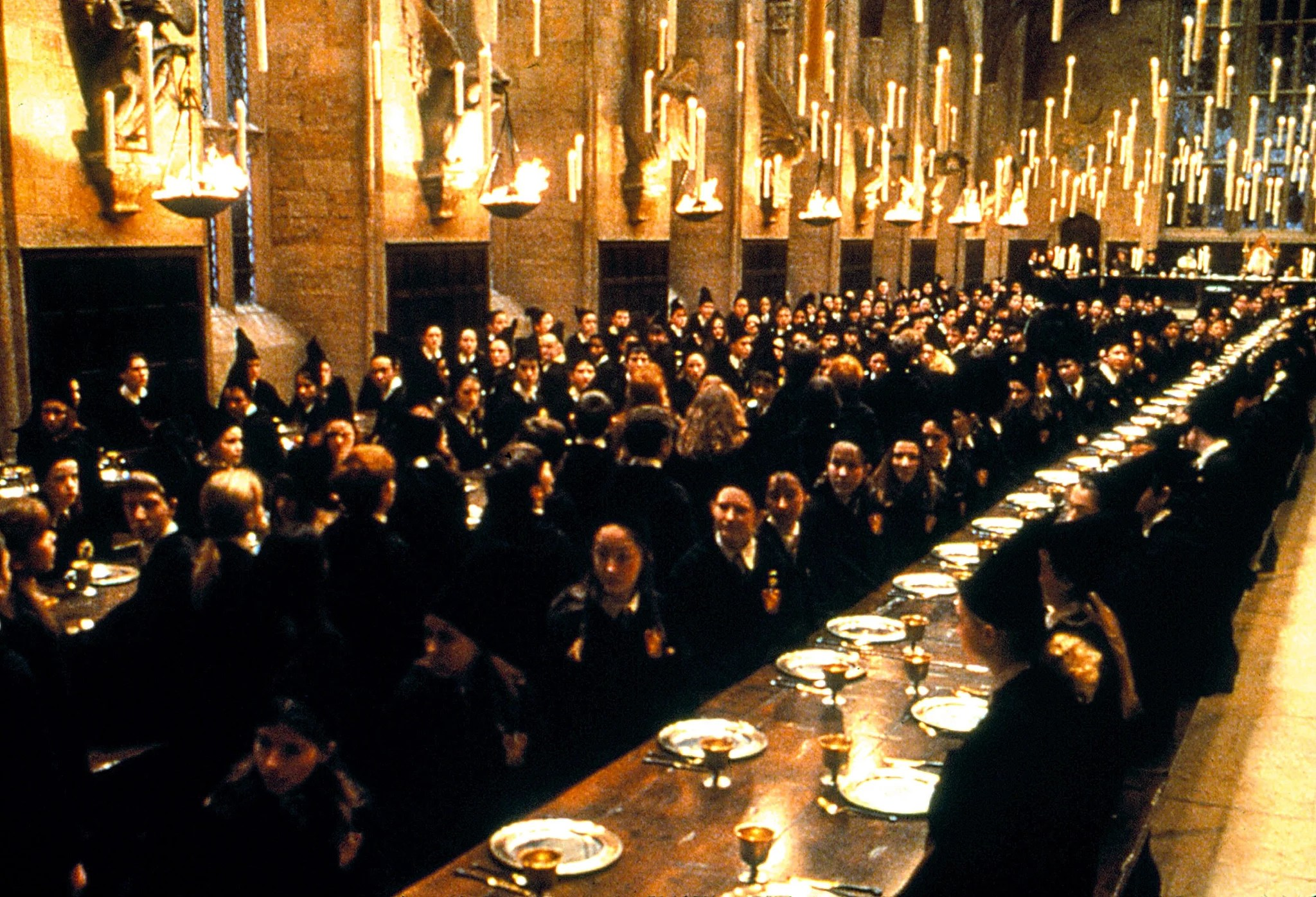 Why Is Harry Potter S Hogwarts Class So Small
