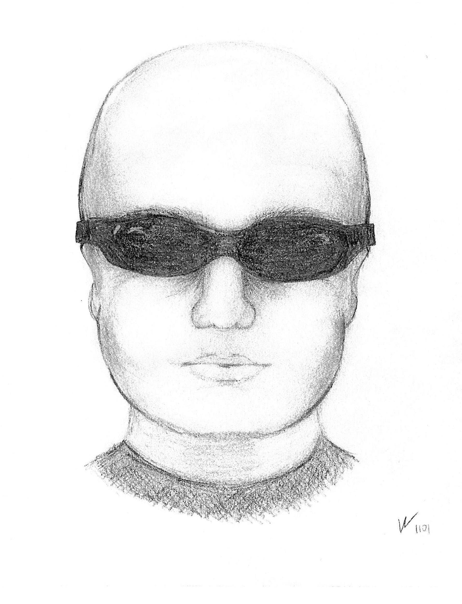 Fbi Releases Sketch Of Person Of Interest In Colorado
