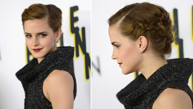 emma watson's hair evolution: from 'harry potter's' hermione