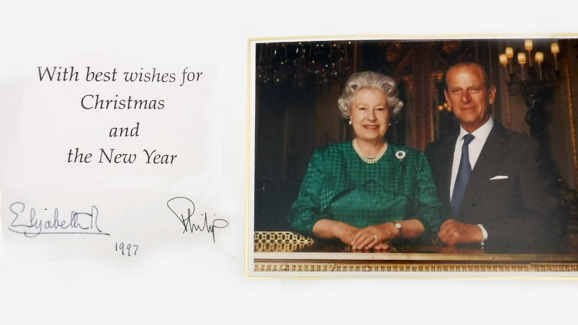 Check Out 30 Years Of Royal Christmas Cards