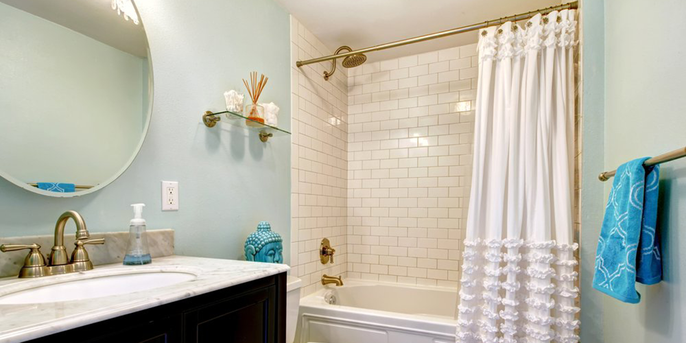 how to clean your shower curtain and shower curtain liner