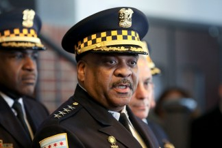 Chicago Police Officer Sues Former Police Chief Eddie Johnson for Sexual Assault