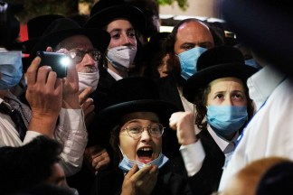Orthodox Jewish Groups and Brooklyn Diocese Sue New York Over New Coronavirus Restrictions