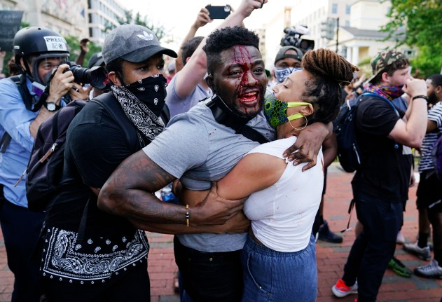 Capitol police treatment of Trump rioters underscores America's racist  reality
