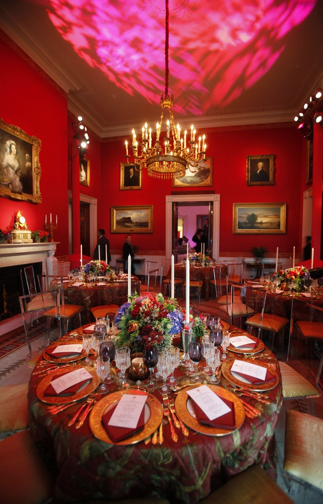 8 Most Lavish White House State Dinners Today Com
