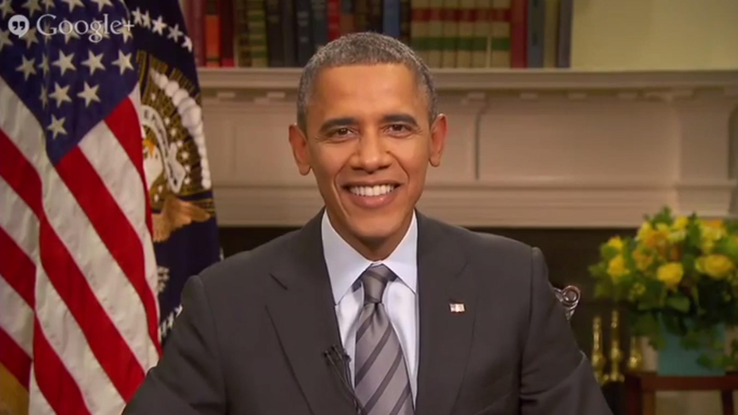 President Obama Michelle Still Thinks Im Pretty Cute